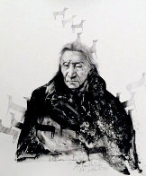 Fifty From the Robe WP 1980 Limited Edition Print by Frank Howell - 0