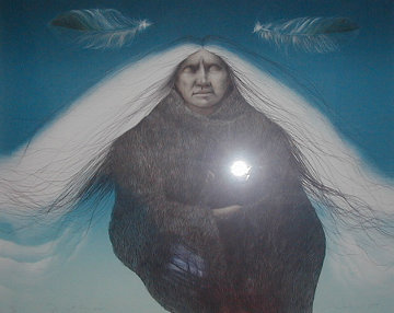 Twilight Ascension 1989 Limited Edition Print by Frank Howell