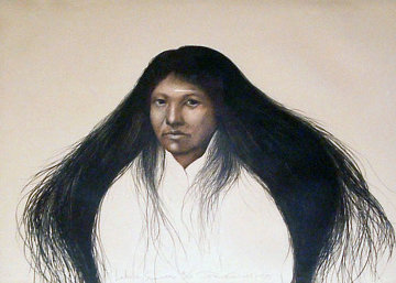 Lakota Summer 1985 Limited Edition Print by Frank Howell