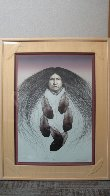 Lakota Legacy 1989 Limited Edition Print by Frank Howell - 2