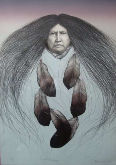 Lakota Legacy 1989 Limited Edition Print by Frank Howell