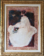 Sienna Beauty 2004 Embellished Limited Edition Print by Hua Chen - 1