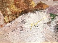 Afternoon Tea 2006 Embellished Limited Edition Print by Hua Chen - 2