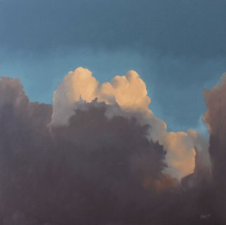 Ontario Clouds #1 36x36 Original Painting - Hugh  Thompson
