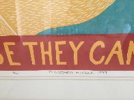 Because They Can 1997 Limited Edition Print by Stephen Huneck - 2