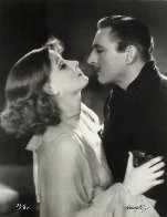 Greta Garbo And John Barrymore 1933 Limited Edition Print by George Hurrell - 0