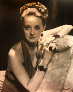 Bette Davis 1938 Limited Edition Print by George Hurrell