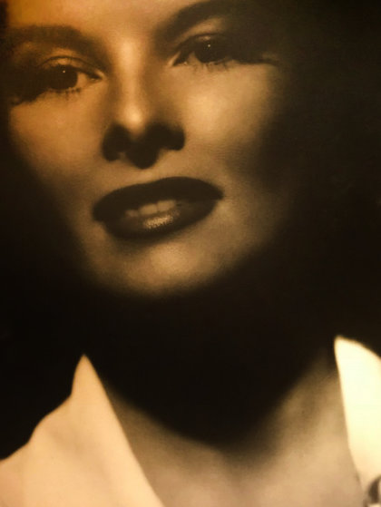 Katharine Hepburn 1941 Limited Edition Print by George Hurrell