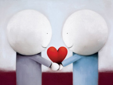 Sharing Love 2015 Limited Edition Print - Doug Hyde
