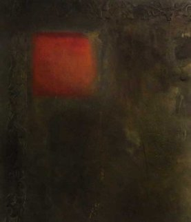 Slated 48x24 Original Painting - Nancy Iannitelli