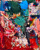 Busy Hours 3-D Mixed Media 2015 62x50 Original Painting by Costel Iarca - 0