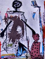 Life Long Dream 2016 86x67 Huge Original Painting by Costel Iarca - 0