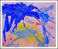 Bright Rainbow 2018 74x62 Super Huge Original Painting by Costel Iarca - 1