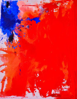 New Forms 2018 62x50 Super Huge Original Painting - Costel Iarca
