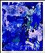 Blue Summer 2016 72x60  by Costel Iarca - 1