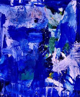 Blue Summer 2016 72x60  - Costel Iarca