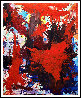Time in Universe 2017 74x62 Original Painting by Costel Iarca - 1