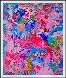 Values And Changes Number 2  2017 74x72  by Costel Iarca - 1