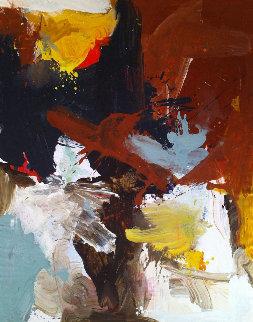 Around the World 2017 74x62 Original Painting by Costel Iarca