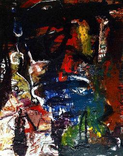 Triumph 2017 62x50 Original Painting by Costel Iarca
