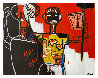 Basketball Player 2013 50x62 Original Painting by Costel Iarca - 1