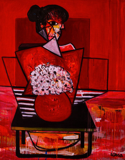 Own Conclusions 2013 62x50 Original Painting by Costel Iarca