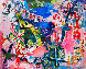 Universe is Taking Shape 2017 64x74 Original Painting by Costel Iarca - 0