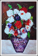 Still Life Number 2 2018 38x26 Original Painting by Costel Iarca - 8