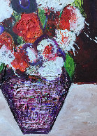 Still Life Number 2 2018 38x26 Original Painting by Costel Iarca - 1