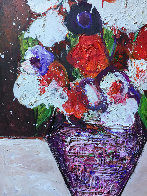 Still Life Number 2 2018 38x26 Original Painting by Costel Iarca - 2