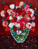Still Life Number 6 3-D 2017   62x50 Original Painting by Costel Iarca - 0