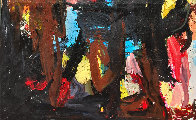 Call In 2019 72x62 Original Painting by Costel Iarca - 3