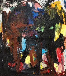 Call In 2019 72x62  by Costel Iarca