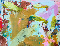 Indoors 2019 72x62 Original Painting by Costel Iarca - 2