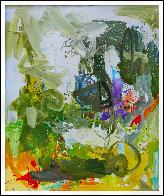 Romantic Imagination  72x60 Original Painting by Costel Iarca - 1