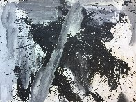 Empty Space 2019 84x65 Original Painting by Costel Iarca - 3