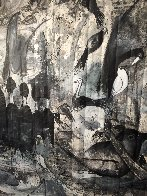 Performance 2019 100x136 Super Huge Mural  Original Painting by Costel Iarca - 9