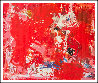Rehearsals 2019 72x62 Original Painting by Costel Iarca - 1
