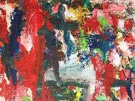 Major Dimensions 2019 90x79 Huge Original Painting by Costel Iarca - 3