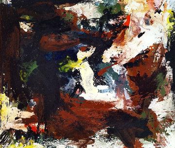 Refresh the Human Spirit 2017 62x74 Original Painting - Costel Iarca