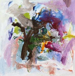 Heart of Dreamer 2017 60x60 Original Painting - Costel Iarca