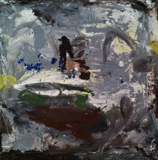 Speaker Treasures 2018 32x32 Original Painting - Costel Iarca
