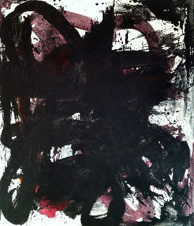 Cutting Edge 2017 74x62 Original Painting by Costel Iarca