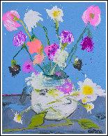 Still Life Nr 9 2020 62x50 Super Huge Original Painting by Costel Iarca - 1