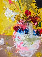 Still Life # 12 2020 62x50  Huge Original Painting by Costel Iarca - 1