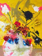 Still Life # 12 2020 62x50  Huge Original Painting by Costel Iarca - 2