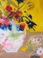 Still Life # 12 2020 62x50  Huge Original Painting by Costel Iarca - 3