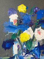 Still Life # 13 2020 62x50 Huge Original Painting by Costel Iarca - 2