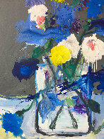 Still Life # 13 2020 62x50 Huge Original Painting by Costel Iarca - 4