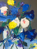 Still Life # 13 2020 62x50 Huge Original Painting by Costel Iarca - 3